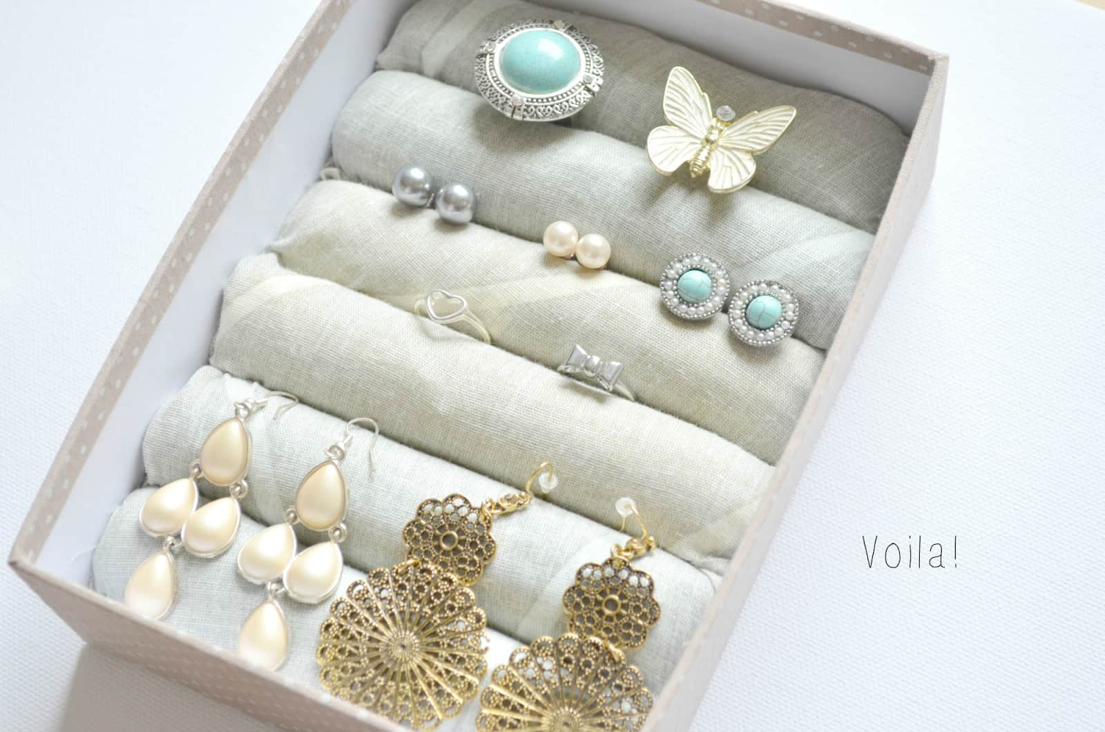 How to create easy DIY jewelry box