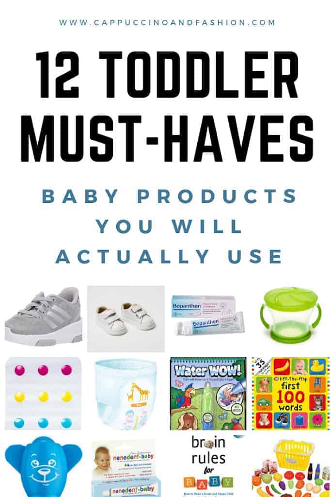12 toddler must-have products you will actually use