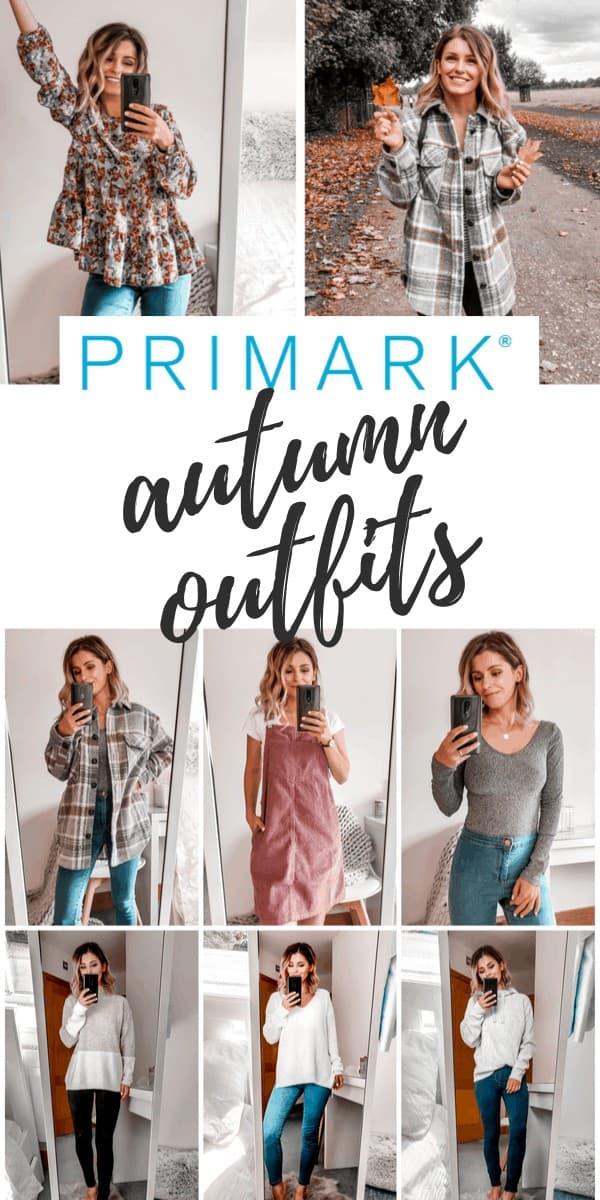 Primark autumn outfits inspiration