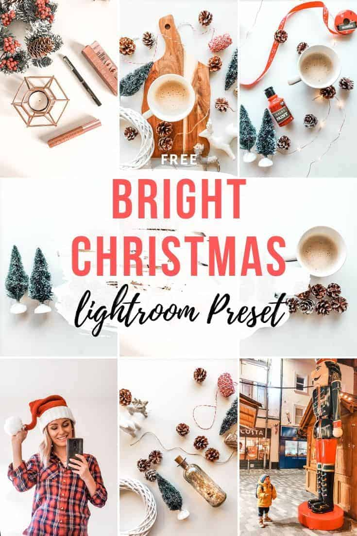 free download dng christmas lightroom presets