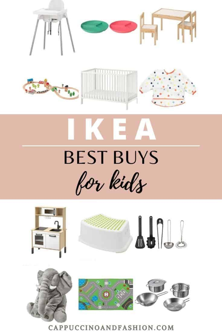 best ikea buys for kids, baby and toddler
