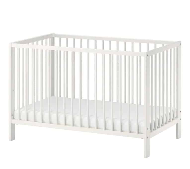 ikea cribs review for babies and toddlers