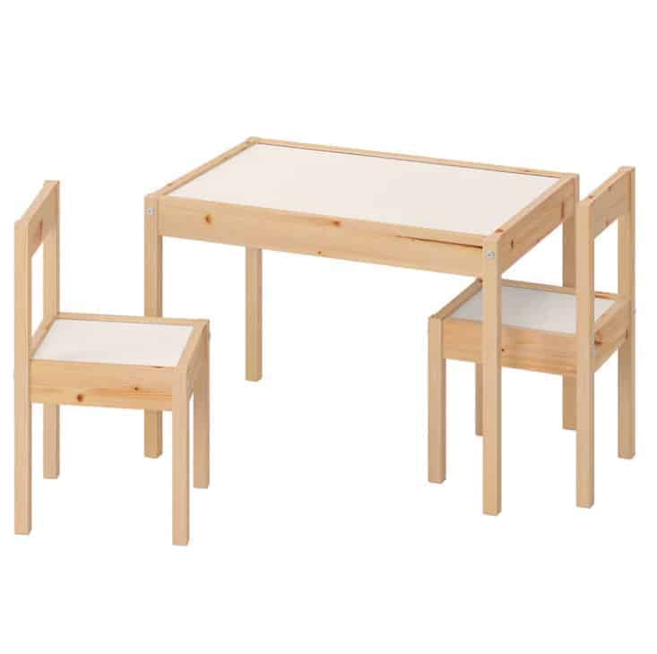 ikea kids table and chairs review