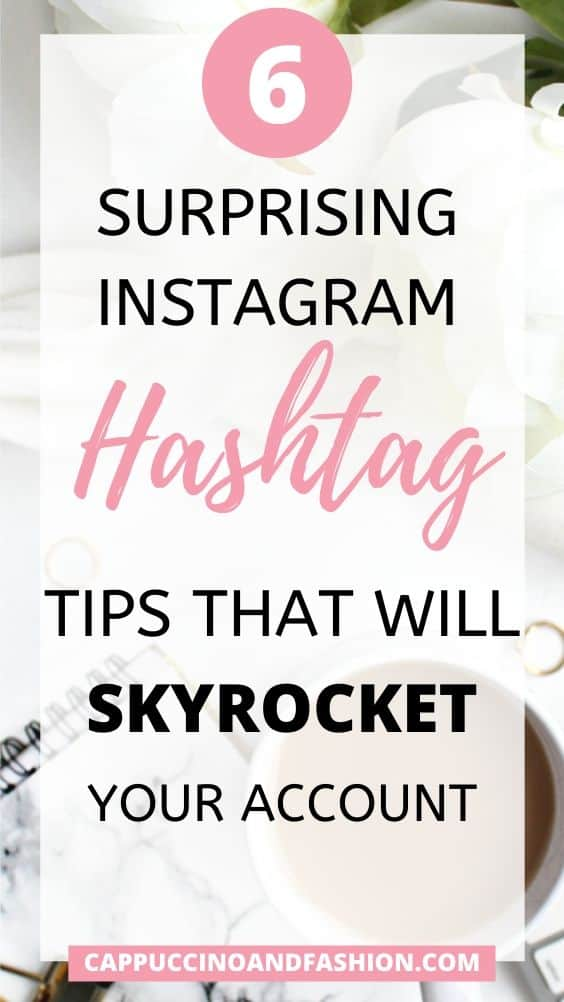 surprising instagram hashtags tips and strategies to grow your instagram fast