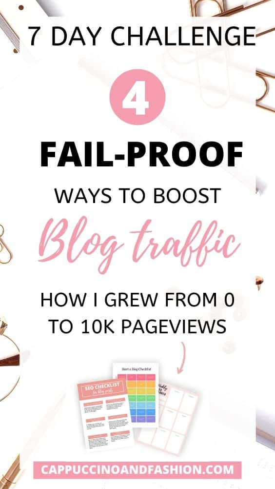 ways to boost blog traffic how i gre from 0 to 10k pageviews