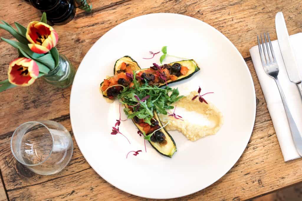 manuka kitchen london dish
