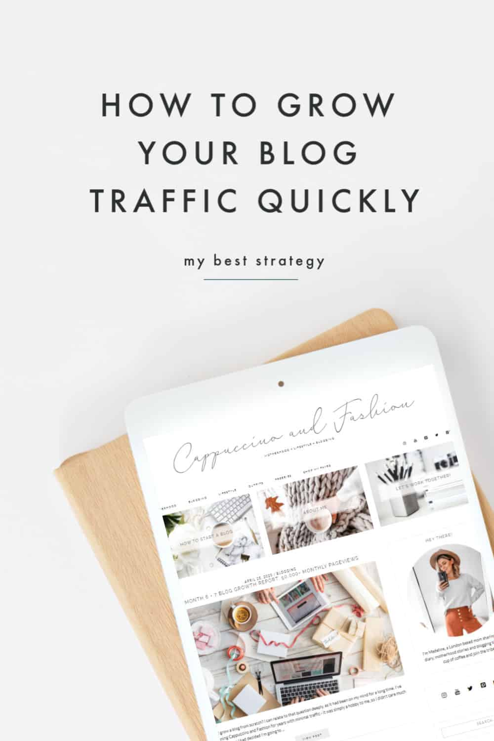 How to grow your blog traffic quickly