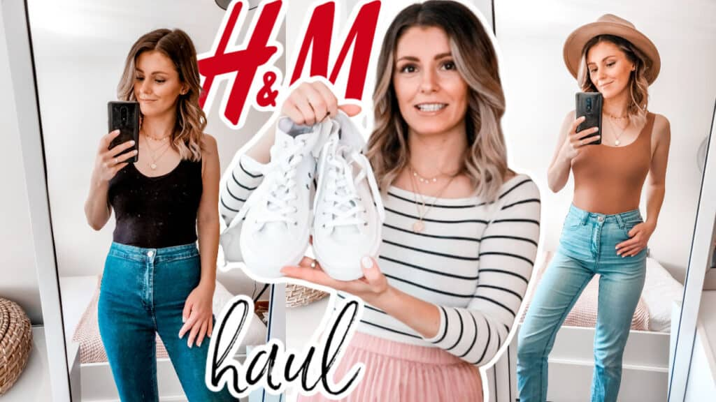 H&M Haul Spring Summer Outfits