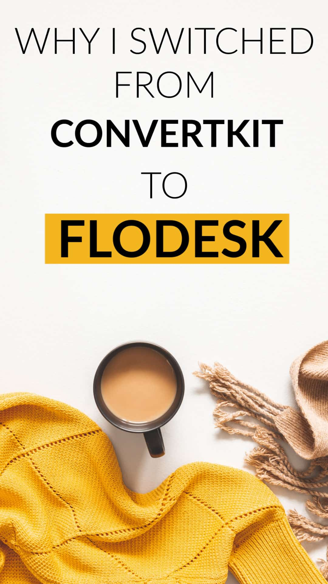 Convertkit vs Flodesk Why I switched