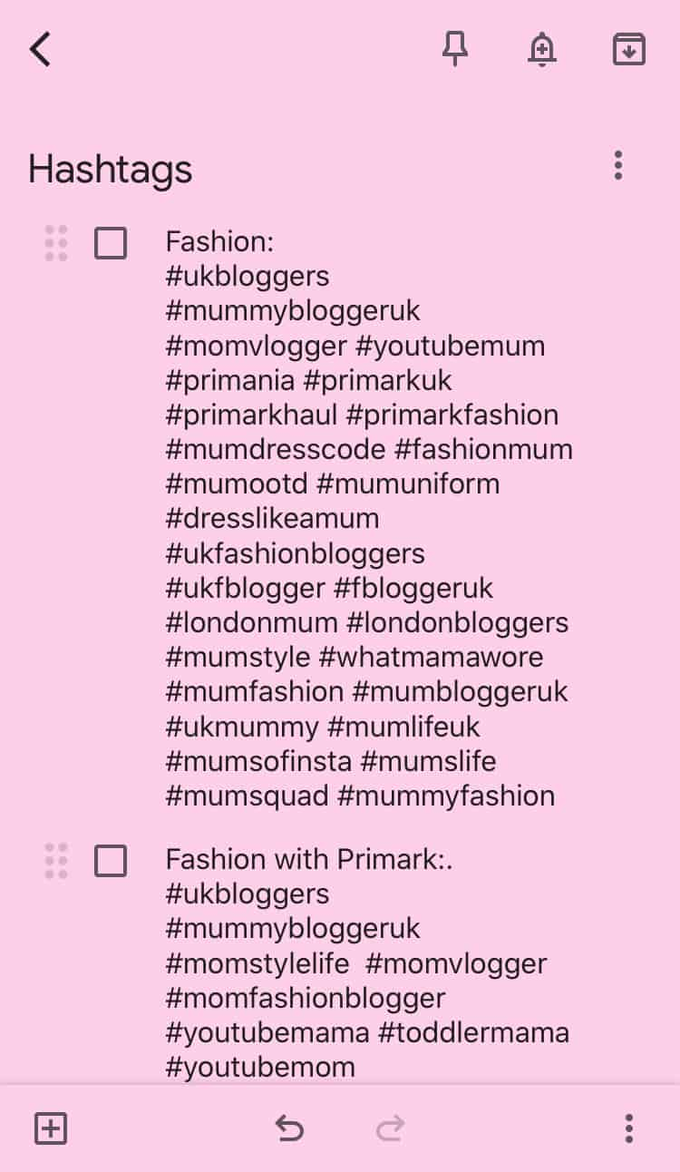 What hashtags to use and how to research them