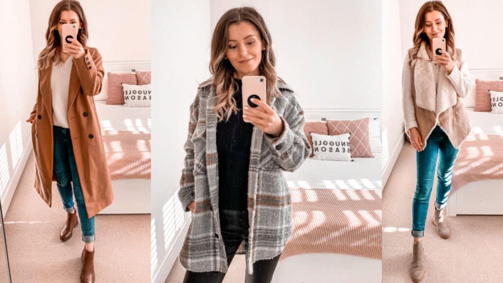5 Autumn outfit ideas 2020