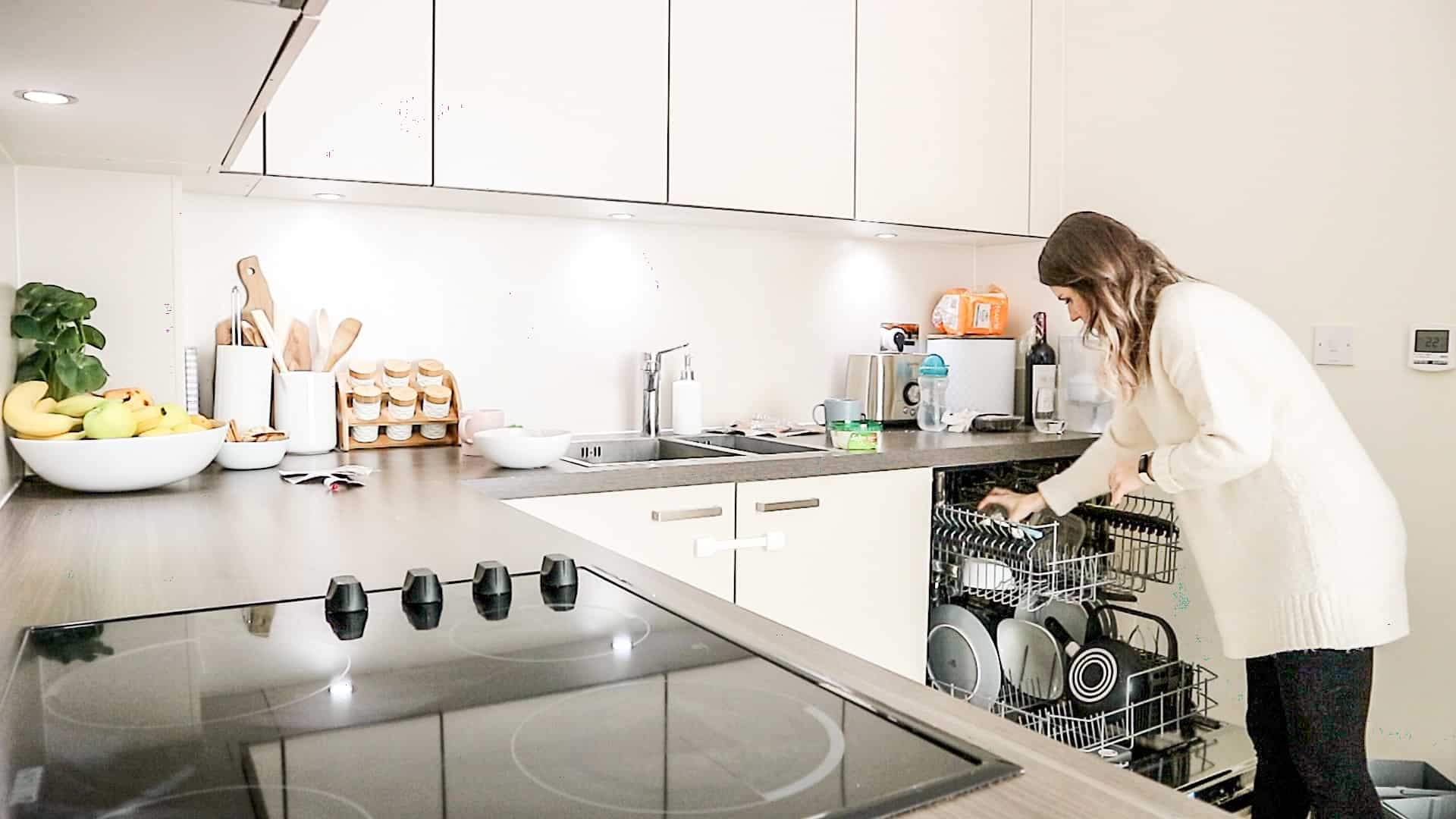 Tips to keep a clean kitchen