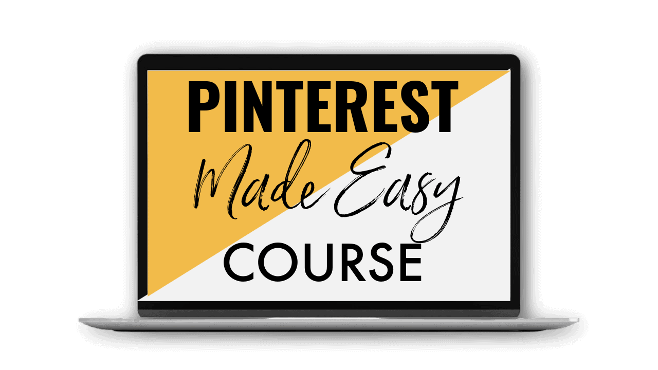 Pinterest Made Easy FREE Online Course for Bloggers