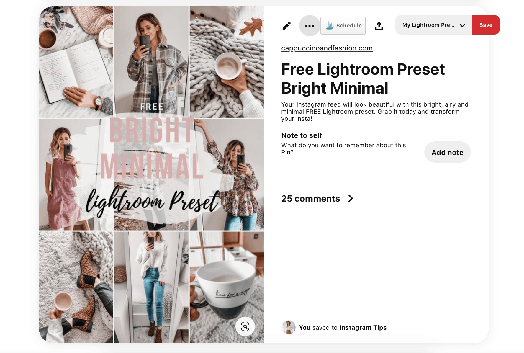 How to find if someone is stealing your pins on Pinterest