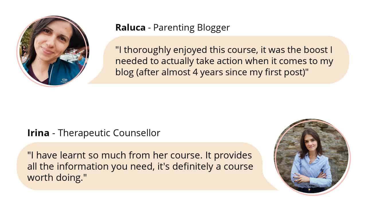 Blogging secrets course and ebook reviews