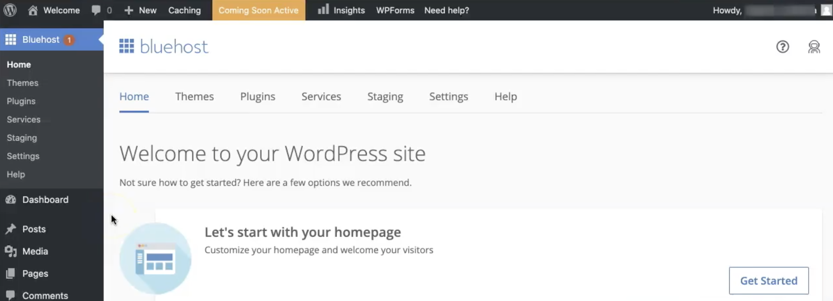 How to Start a WordPress Blog with Bluehost for Beginners