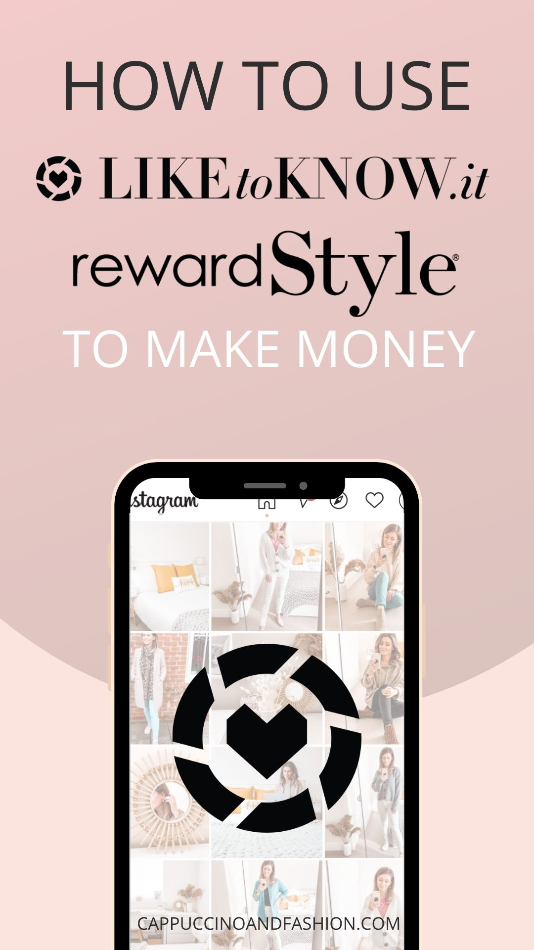 How to Use RewardStyle and LiketoKnow.it as an Influencer