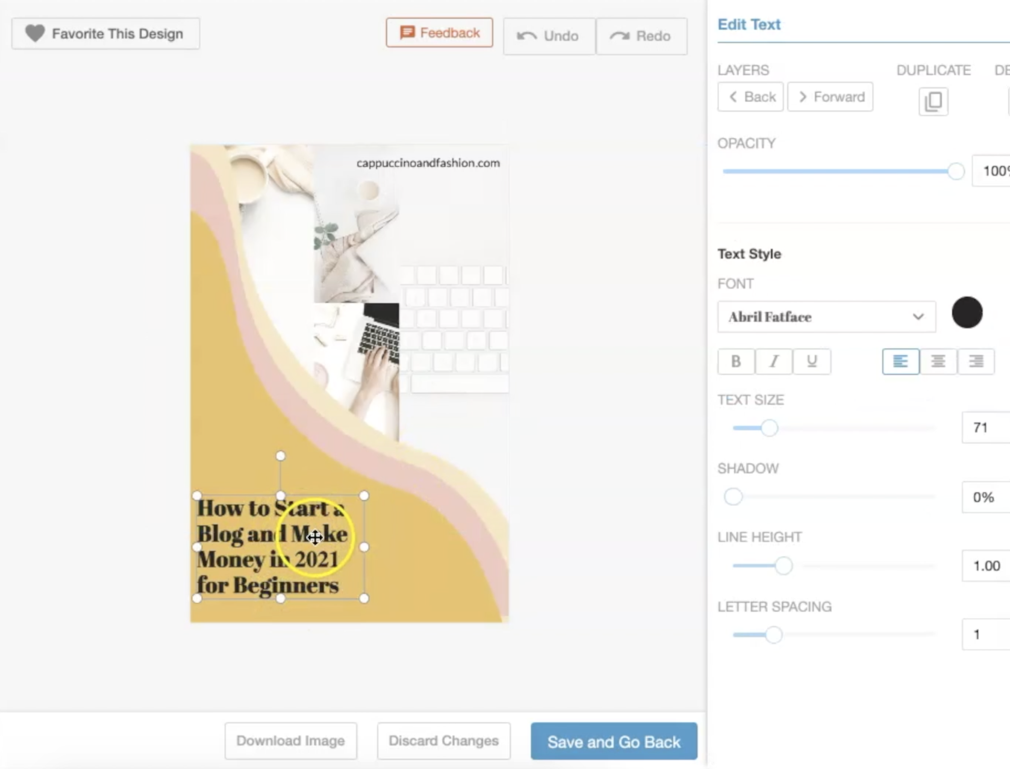 How to Use tailwind Create for Pins on Pinterest