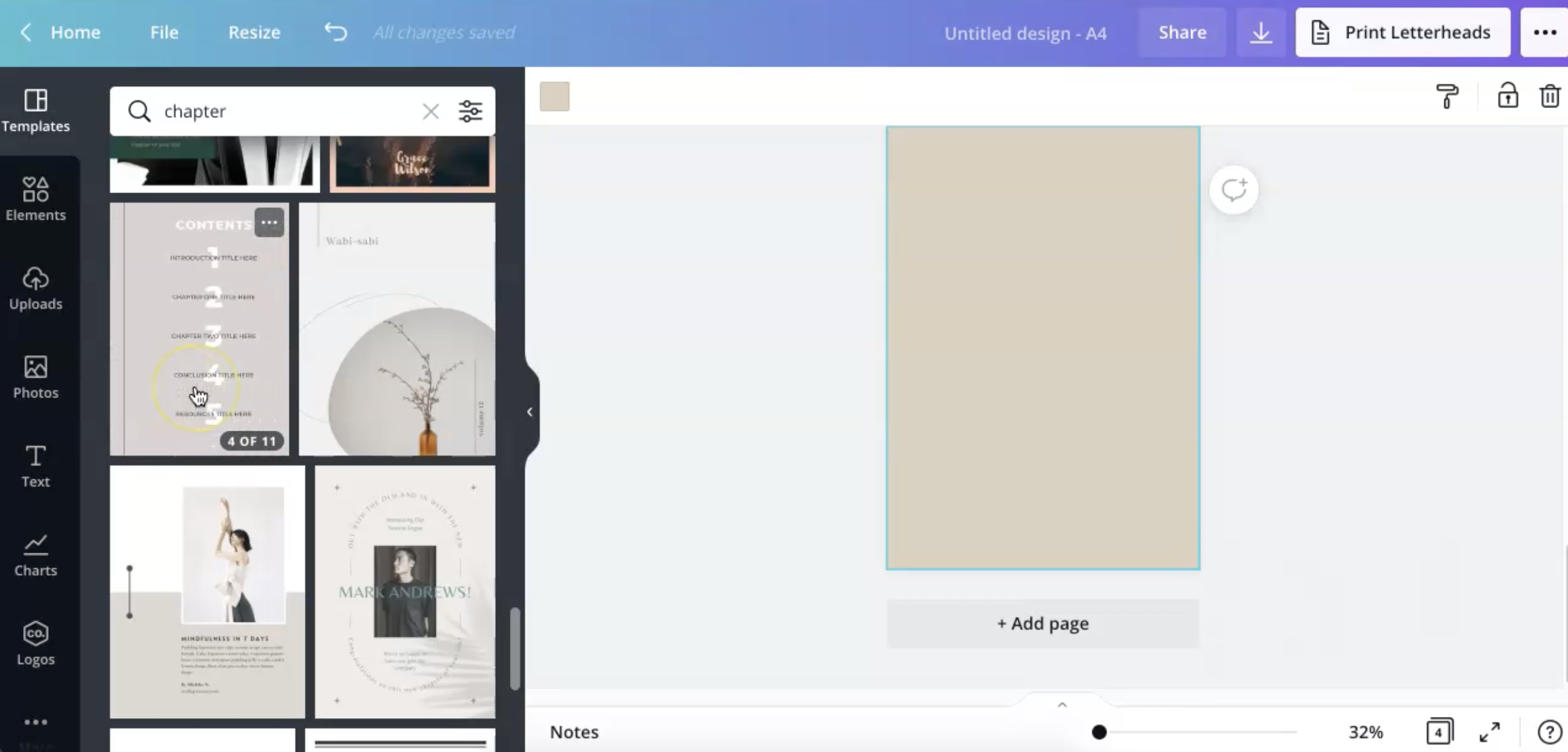 How to Create an Ebook In Canva Free