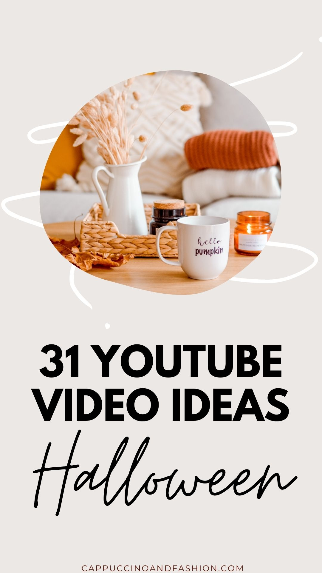 31 Halloween Video Ideas for YouTube 2021
