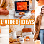 30 Fall Video Ideas for YouTube 2021