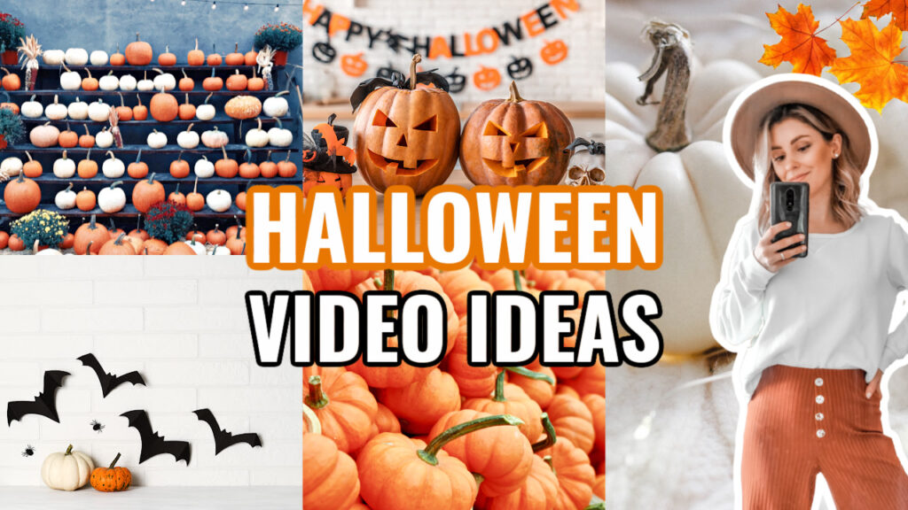 30 Halloween Video Ideas for YouTube 2021