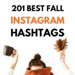 Best Fall Instagram Hashtags for Autumn 2021
