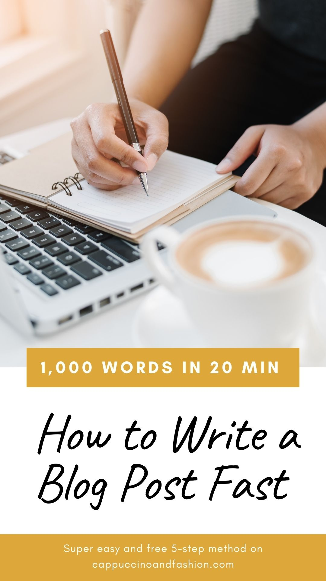 How to Write a Blog Post Fast 3000 Words in 1 Hour